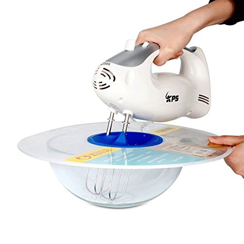 Practical Eggs Mixer Anti-splash Lid Egg Bowl Whisks Screen Cover Beat Cylinder Baking Splash Guard
