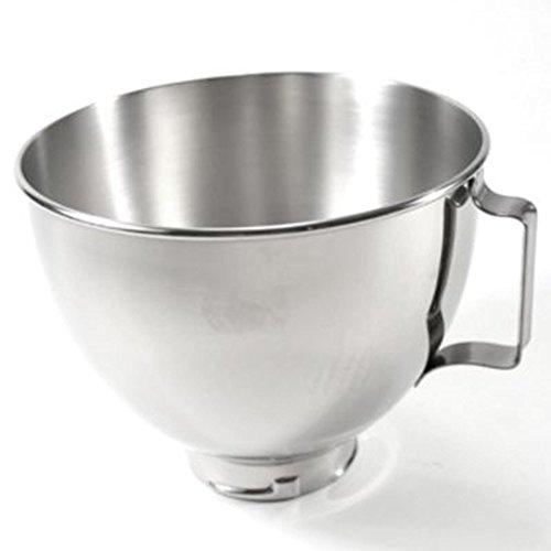 KitchenAid Mixer 45 QT SS Bowl wHandle K45SBWH AP4325313 PS1485588 W10802058