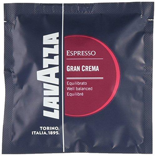 Lavazza Gran Crema Single-Serve Coffee Pods Medium Espresso Roast Pack of 150