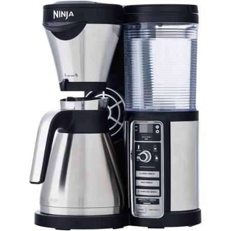 Ninja Coffee Bar Maker Machine wThermal Carafe Certified Refurbished