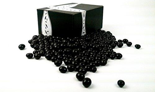 Cuckoo Luckoo Gourmet Dark Chocolate Espresso Beans 1 lb Bag in a BlackTie Box