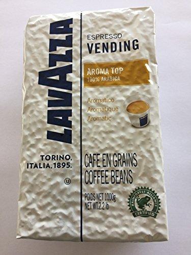 Lavazza Aroma Top Espresso Beans 22 lbs