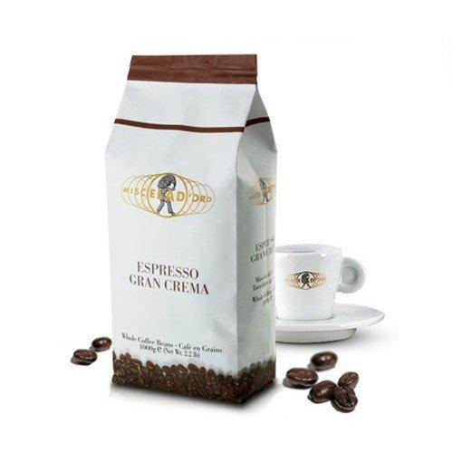 Miscela DOro Gran Crema Espresso Beans - 22 lb