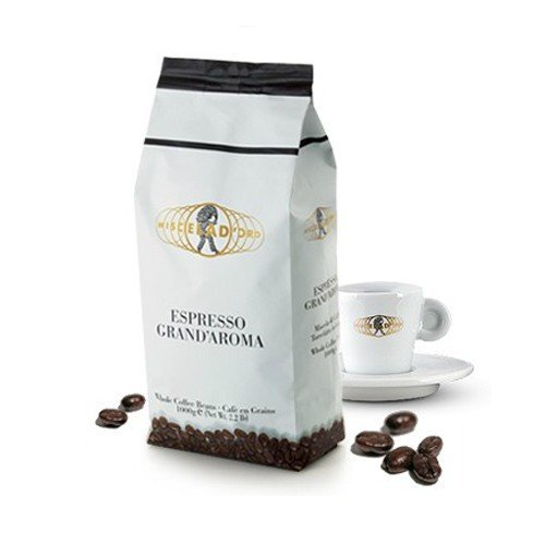 Miscela DOro Grand Aroma Espresso Beans - 22 lb