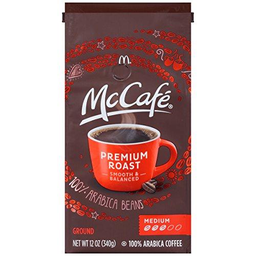 MCCAFE Premium Roast Coffee Medium Ground 12 Ounce 6 Pack
