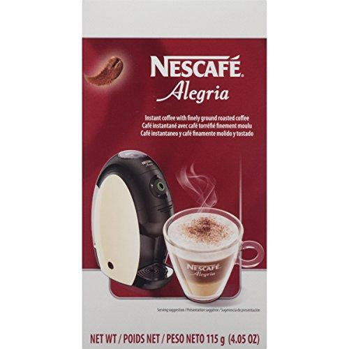 Nescafe Alegria 510 Coffee for the Nescafe Alegria 510 Barista Coffee Machine 405 Ounce
