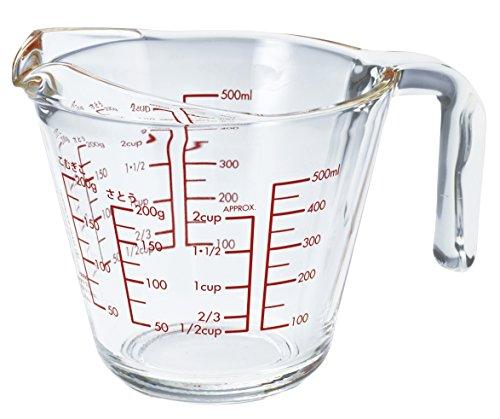 Hario Heat Resistant Glass Measuring Cup 500ml