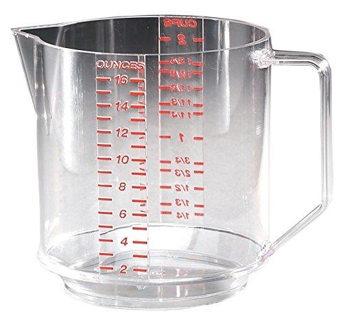 Arrow Plastic 00029 Measuring Cup