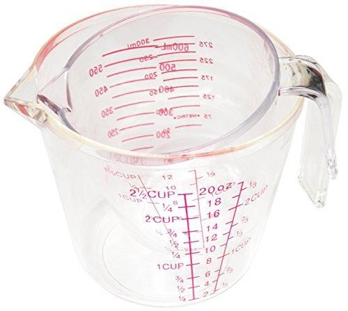 Insane Deal! Plastic Measuring Cup Set.