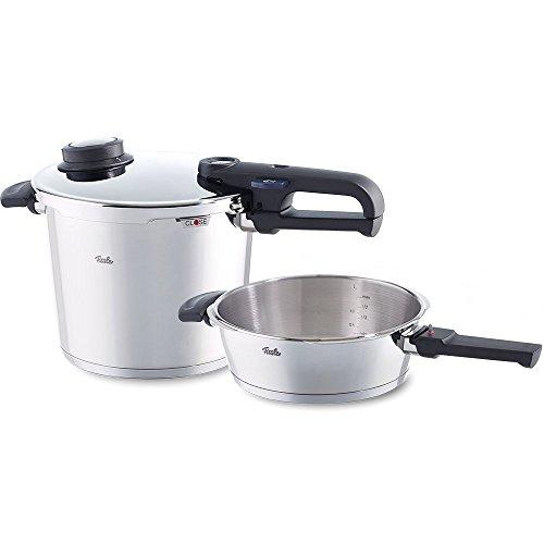 Fissler Vitavit Premium Pressure Cooker Set Cooking Pot 6  25 ltr with Accessory