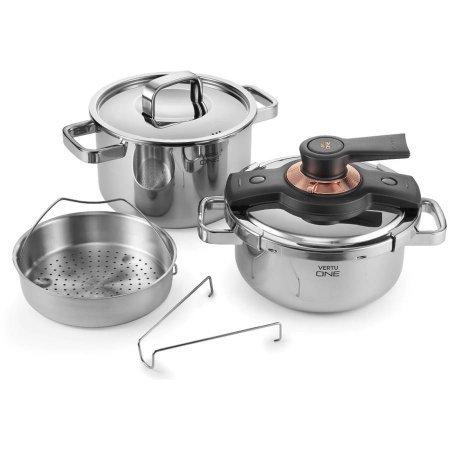 Poong Nyun Vertu One Pressure Cooker Set