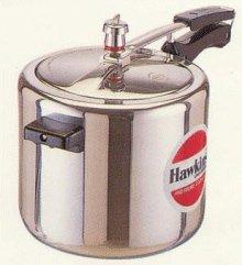 Hawkins HA18L Classic Aluminum Pressure Cooker 18-Liter