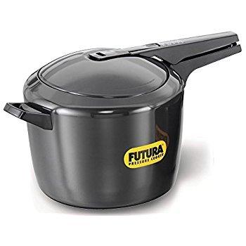 Hawkins HF7L Futura Hard Anodised Pressure Cooker 7-Liter