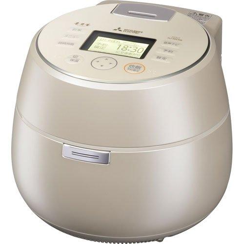 MITSUBISHI IH Jar Rice Cooker KAMADO NJ-AW108-W White【Japan Domestic genuine products】