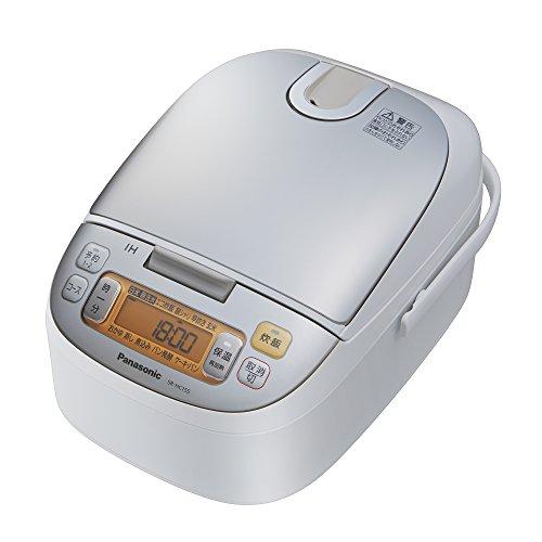 Panasonic IH jar rice cooker 8 Go champagne white SR-HC155-W