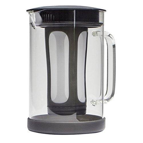 Primula Pace Cold Brew Iced Coffee Maker 51 oz Black