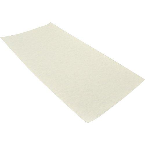 Dean 803-0283 Fryer Filter Paper 100- 11 X 22 58 63305