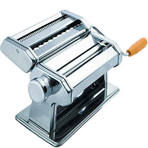 Kitchen Making Stainless Steel Fresh Pasta Maker Roller Machine for Spaghetti Noodle Fettuccine