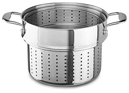 Kitchenaid Kca80pist Pasta & Steamer Insert Cookware - Stainless Steel