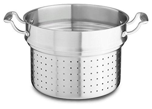Kitchenaid Kch180pist 18/10 Stainless Steel Pasta Insert Cookware - Stainless Steel