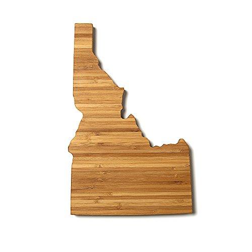 Idaho State Shaped Cutting Board Mini