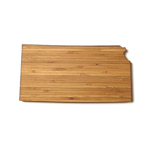 Kansas State Shaped Cutting Board Mini