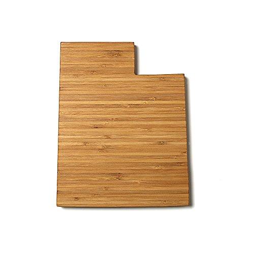 Utah State Shaped Cutting Board Mini