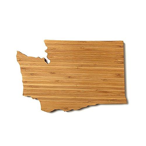 Washington State Shaped Cutting Board Mini