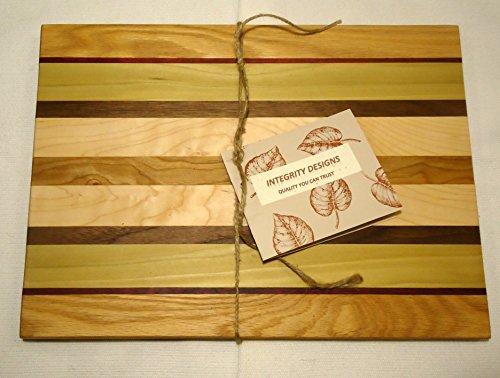 Hardwood Butcher Block Cutting Board