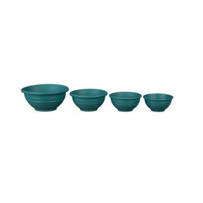 Le Creuset FA205-17 Silicone Prep Bowls Caribbean