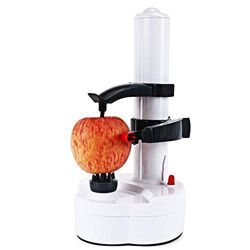 Magicook Potato Peeler Electric Auto Rotating Apple Vegetable Fruit Peeler Potato Peeling Machine Automatic Stainless Steel Peeler