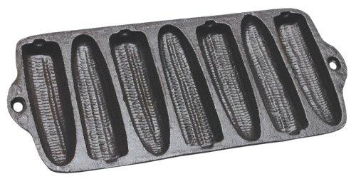 Bayou Classic 7490 12 Cast Iron Cornbread Pan