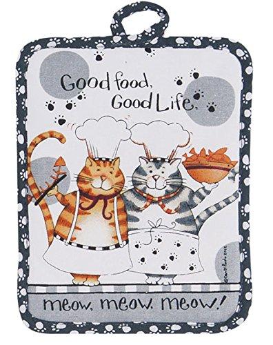 Kay Dee Designs R2632 Happy Cat Potholder