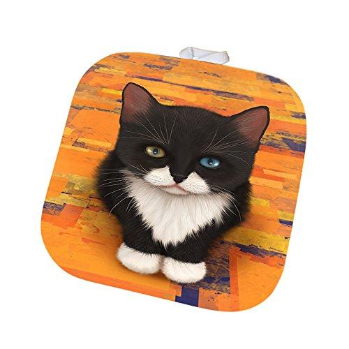 Tuxedo Cat Pot Holder