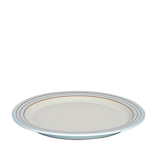 Denby Heritage Pavilion Dinner Plate Blue