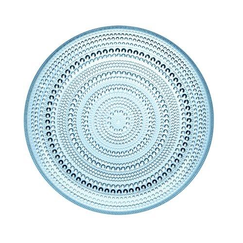 Iittala Kastehelmi Dewdrop Light Blue Dinner Plate