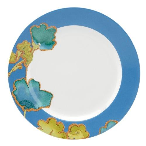 Lenox Floral Fusion Blue Dinner Plate