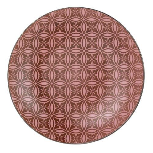 Torre Tagus Lya Design Pink Dinner Plate Set of 4