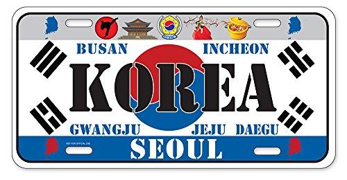 Dimension 9 Home Decorative Plates Korea