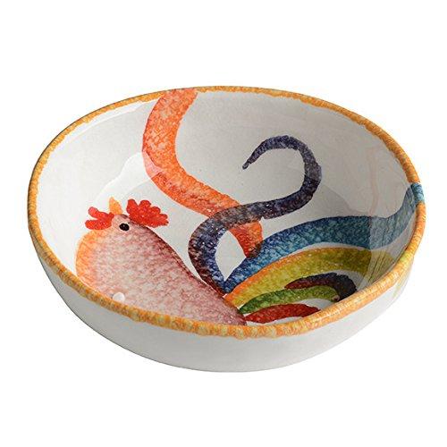 Buongiorno Italian Dinnerware - Small Soup Bowl - Handmade in Italy