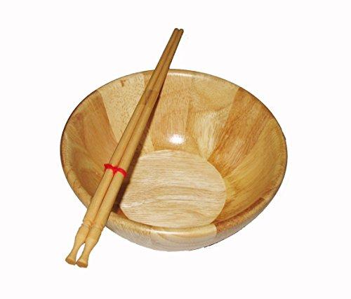 Thai Enjoy Small Wooden Bowl Set of 1