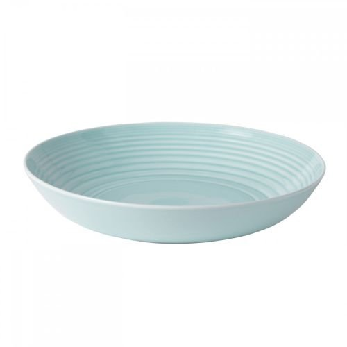 Royal Doulton Maze Serving Bowl 118 Blue