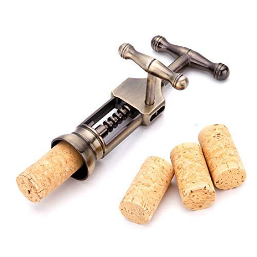 Trissem Rabbit Wine Bottle Opener Zinc AlloyWin Opener High Performance Wine Bottle Opener For Wine Lover Color  Copper