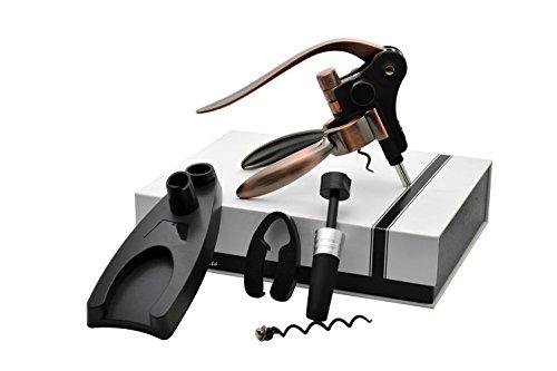Zero Rabbit Wine Bottle Opener Corkscrew For Wine Sets Best Cork Remover Tool Kit Gift For Wine Lovers