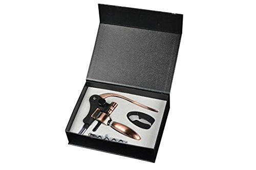 Zero Wine Opener Wine Accessories Set With Gift Box Rabbit Wine Bottle Opener Gift For Wine Lovers