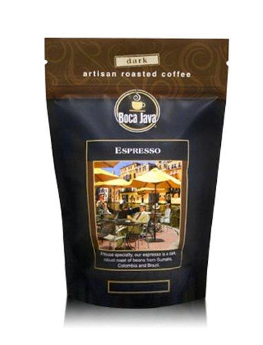 Decaf Espresso Dark Roast Decaf Espresso Beans 100 Specialty Arabica Whole Bean 8oz 2 Pack