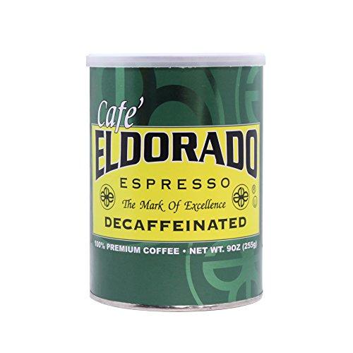 Eldorado 9oz Decaf Espresso Can