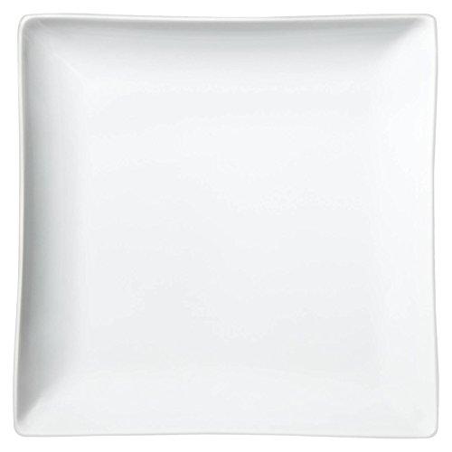 """Thresholdâ""""¢ Square Dinner Plate Set of 4 - White"""