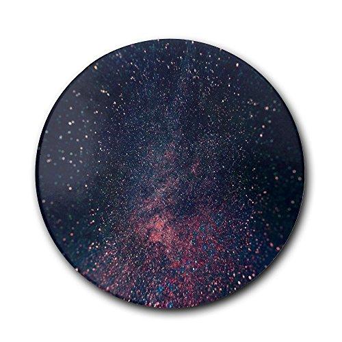 Shine Pink Grains Coasters Cork Coasters Absorbent Absorbent Stone Coasterdrink Spills Coasters