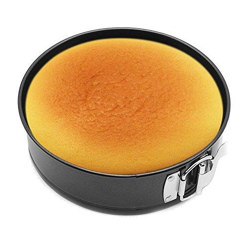 HOMOW Nonstick Bakeware Springform PanCake Pan Cheesecakes Pan 9 inch